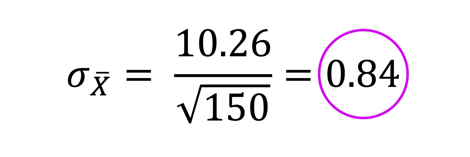 standartfehler-berechnung